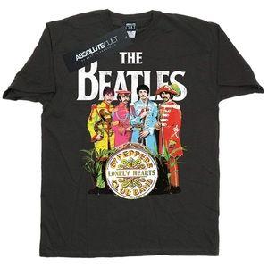 The Beatles Grey T-Shirt